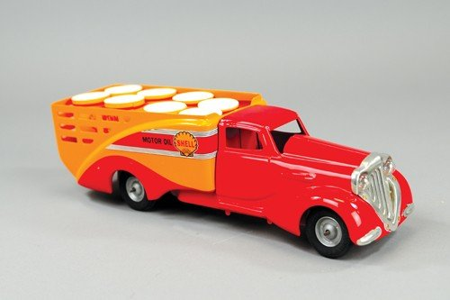 NEW ERA SHELL MOTOR OIL DELIVERY TRUCK