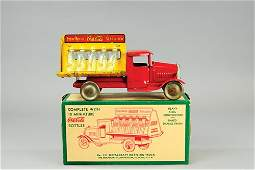 METALCRAFT COCACOLA DELIVERY TRUCK