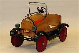 SIDWAY TOPLIFF CO., FRANKLIN PEDAL CAR