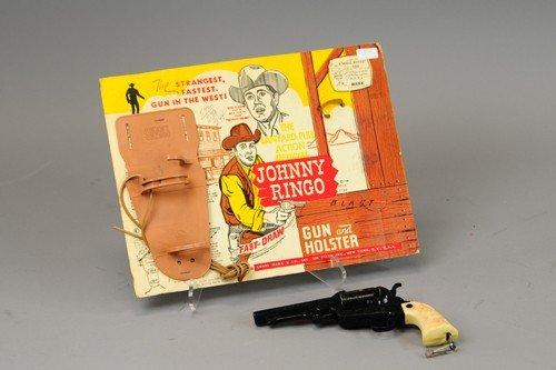 JOHNNY RINGO TOY GUN AND HOLSTER SET