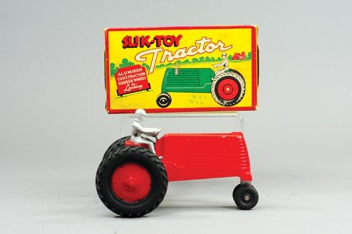 SLIK TOY BOXED TRACTOR