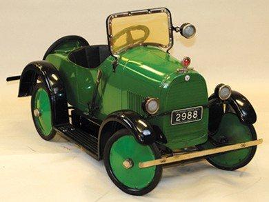 MURRAY JORDON PEDAL CAR