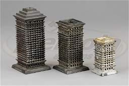 LOT OF THREE HIGHRISE STILL BANKS