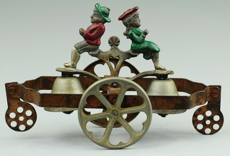 JACK AND JILL ROCKING BELL TOY