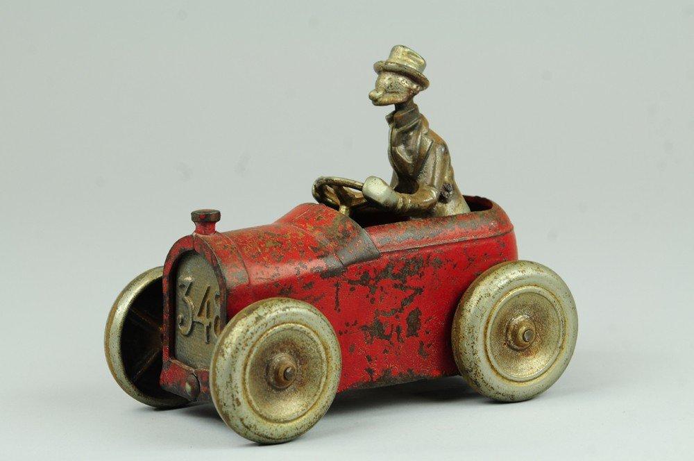 12: ARCADE ANDY GUMP CAR