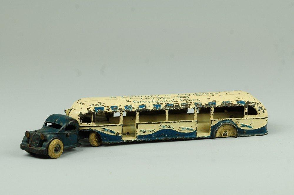 15: ARCADE GREYHOUND BUS