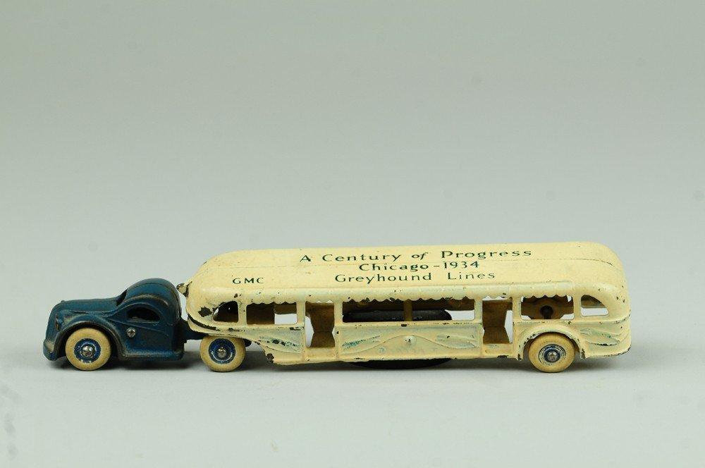 18: ARCADE GREYHOUND BUS