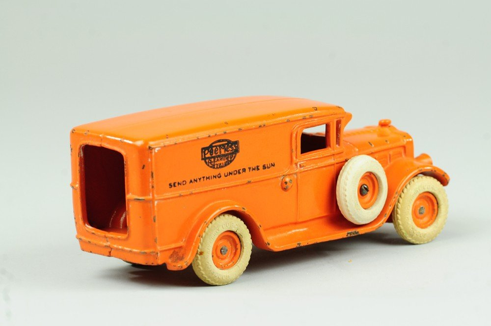 23: ARCADE 'WHITE' DELIVERY PANEL VAN WITH AD - 2