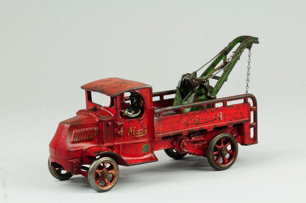 24: MACK WRECKER AND SERVICE CAR
