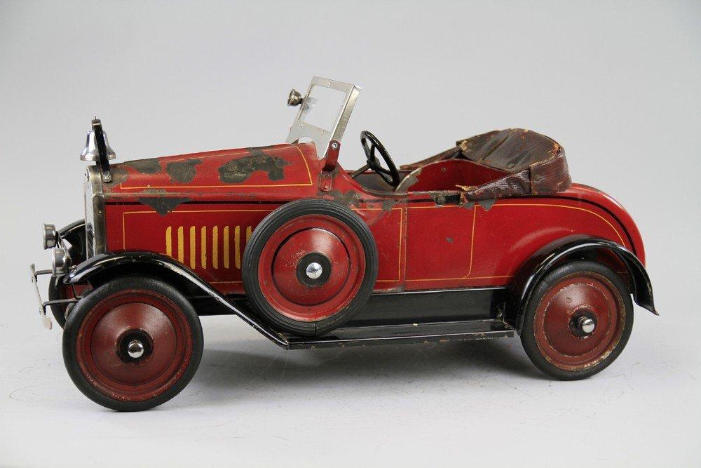251: AMERICAN NATIONAL PACKARD FIRE CHIEF CAR
