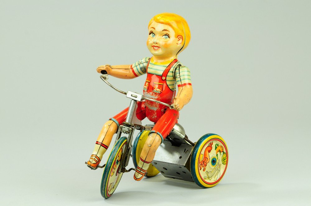 406: KIDDY CYCLIST