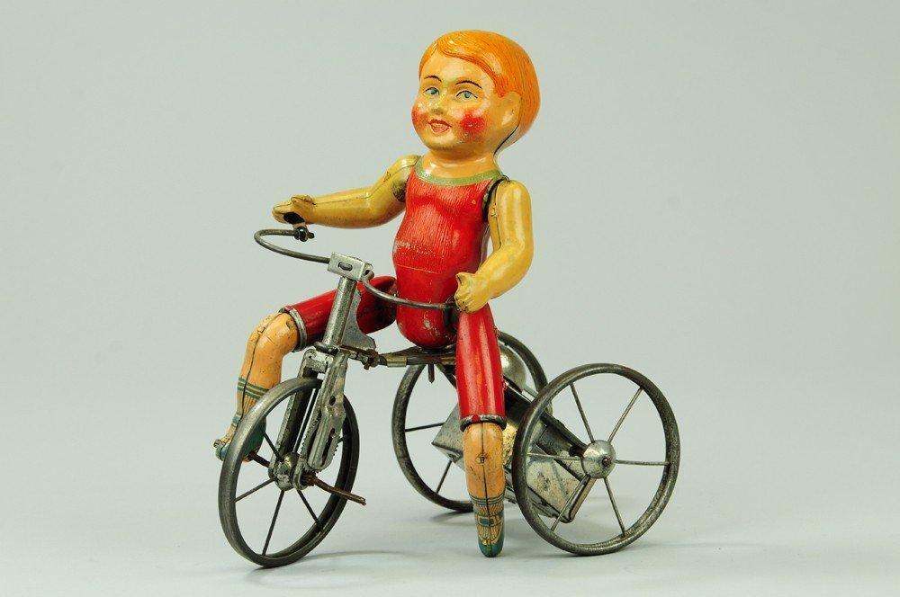 420: KIDDIE CYCLIST