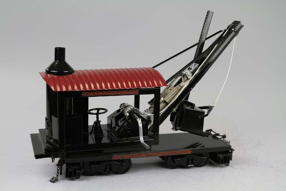 504: T-REPRODUCTION IMPROVED LOCOMOTIVE STEAM SHOVEL