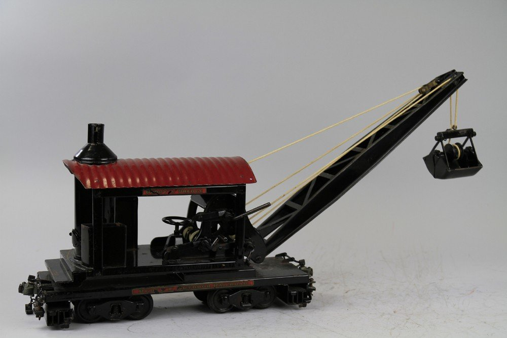 506: BUDDY 'L' OUTDOOR RAILROAD DREDGE