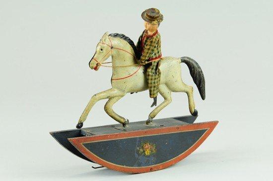 402: ROCKING HORSE TOY