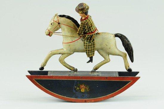 402: ROCKING HORSE TOY - 3