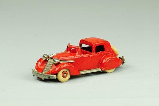 608: STUDEBAKER TOWN CAR