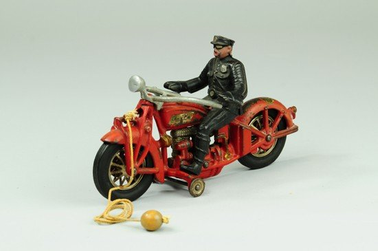 619: FOUR CYLINDER INDIAN MOTORCYCLE