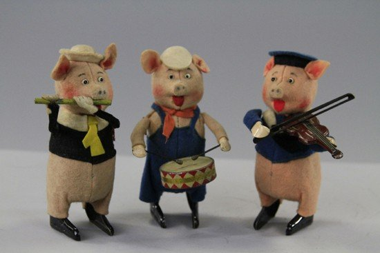 1044: THREE LITTLE PIGS