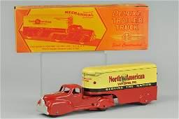 261: NORTH AMERICAN VAN LINES TRAILER TRUCK
