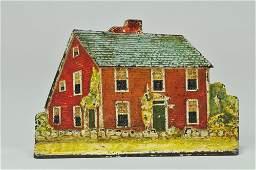 816 SALTBOX HOUSE DOORSTOP