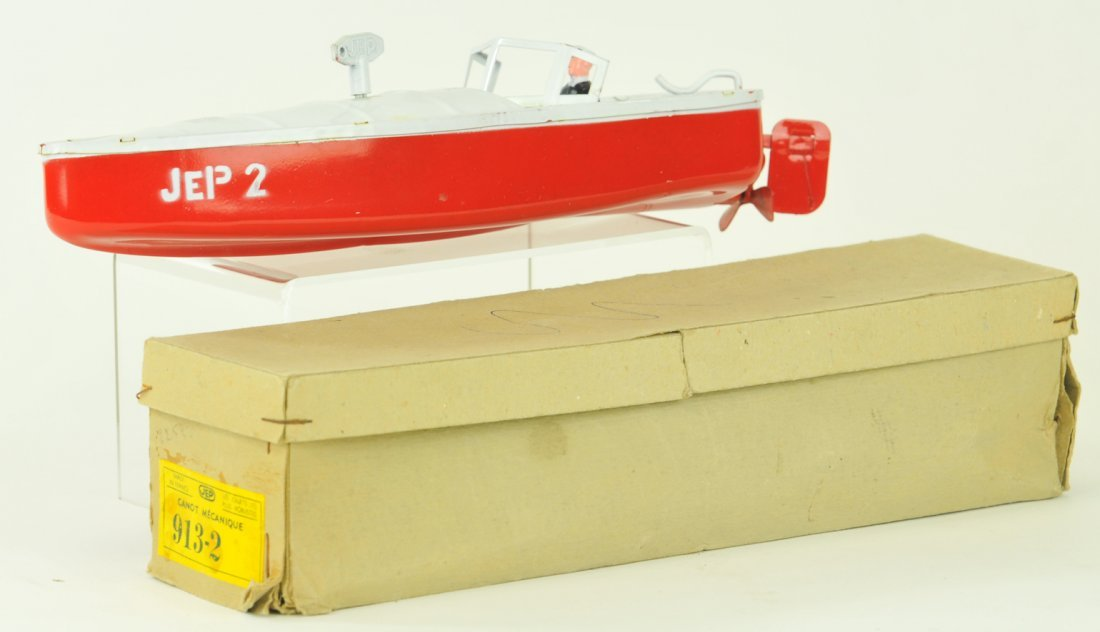 13: JEP BOXED SPEEDBOAT