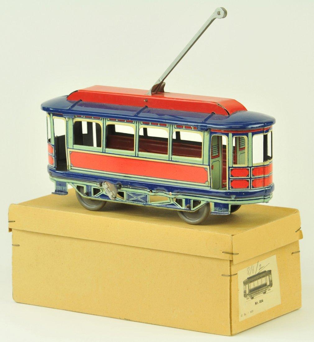 85: OROBR TROLLEY WITH BOX