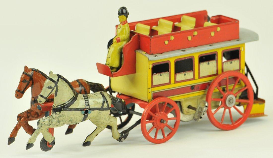 87: OROBR HORSE DRAWN TROLLEY