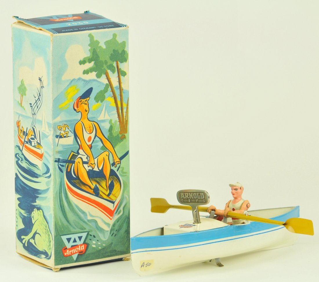 95: ARNOLD ROWER TOY