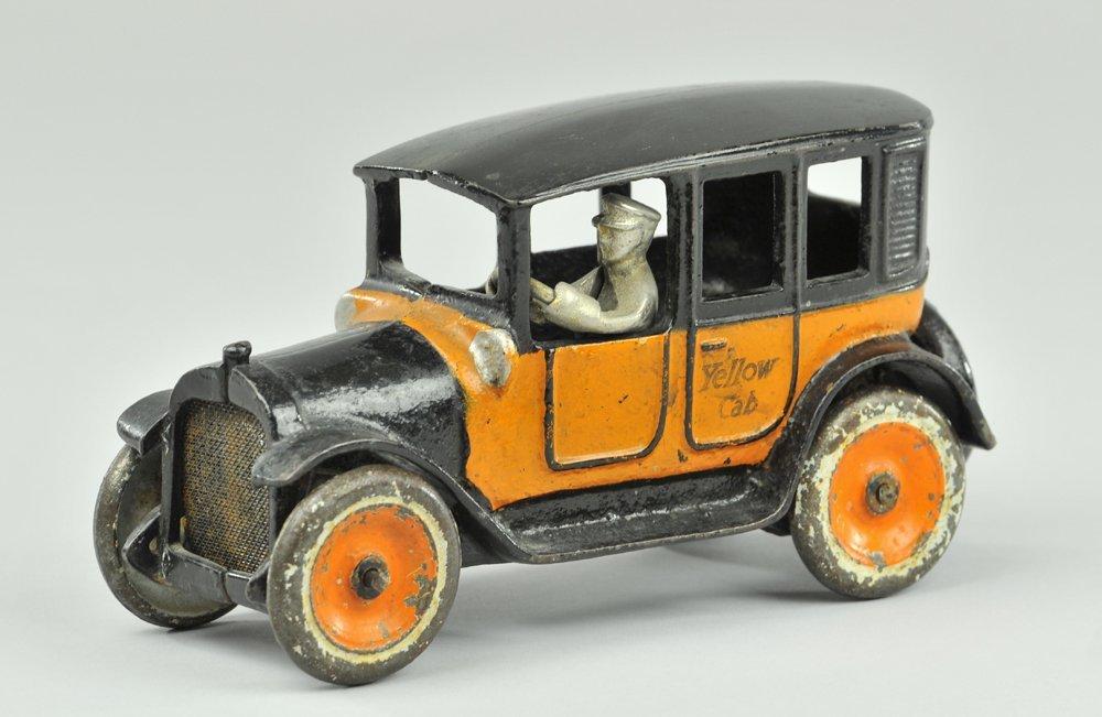 6: ARCADE YELLOW CAB