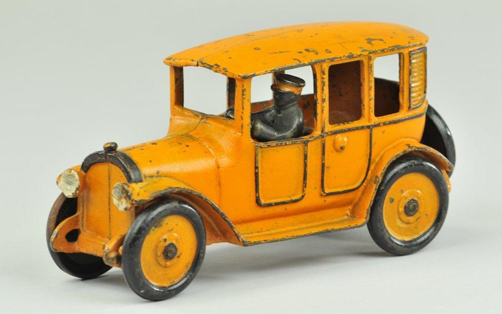 13: HUBLEY YELLOW CAB