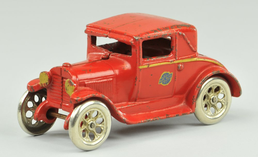 "18: ARCADE MODEL ""A"" FORD COUPE"