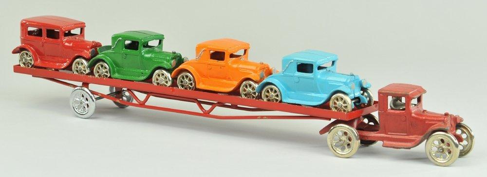 "19: ARCADE MODEL ""A"" CAR CARRIER"