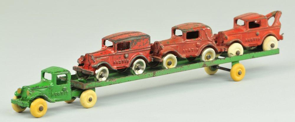 24: ARCADE AUSTIN TRUCK AND CAR CARRIER