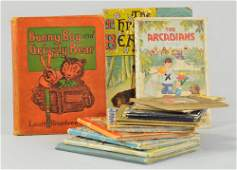 1847 GROUPING OF CHILDS TEDDY BEAR BOOKS