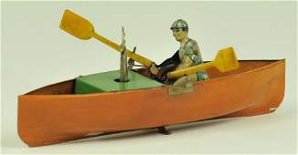 ARNOLD MAN IN ROWBOAT