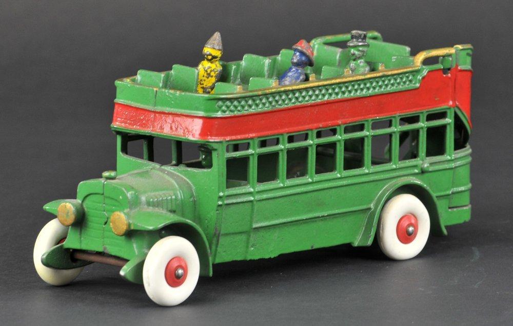 KENTON DOUBLE DECKER BUS