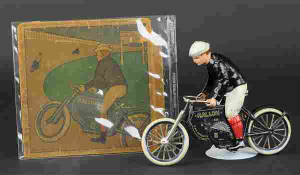 LEHMANN HALLOH CYCLE WITH BOX LID