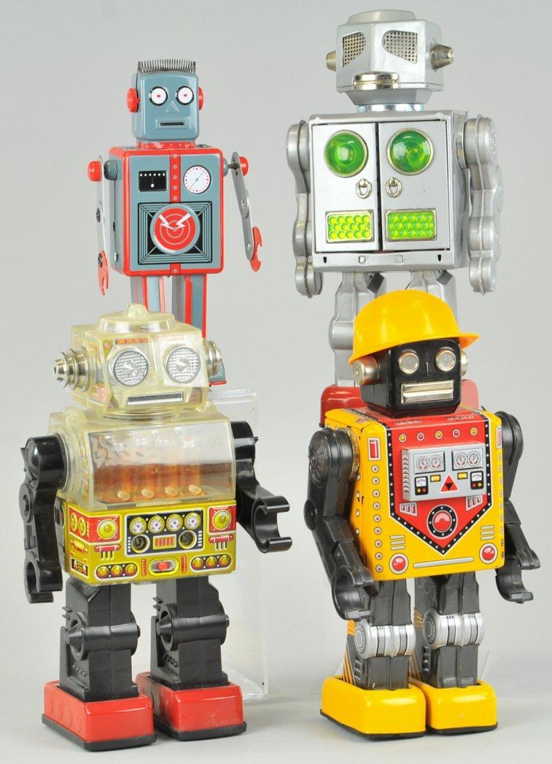 LOT OF ROBOTS