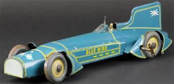 GUNTHERMANN BLUE BIRD RACER