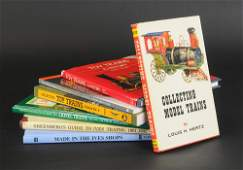 ASSORTED ANTIQUE REFERENCE BOOK LOT