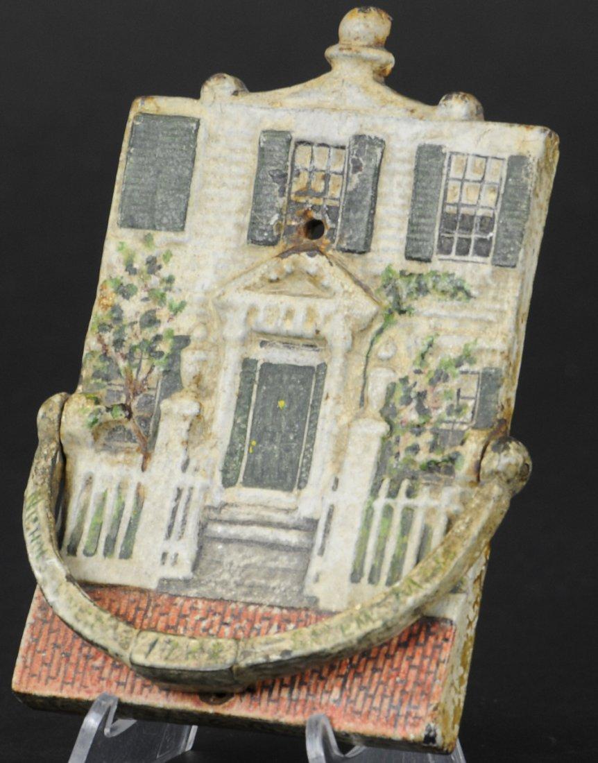NICHOLS HOUSE DOOR KNOCKER