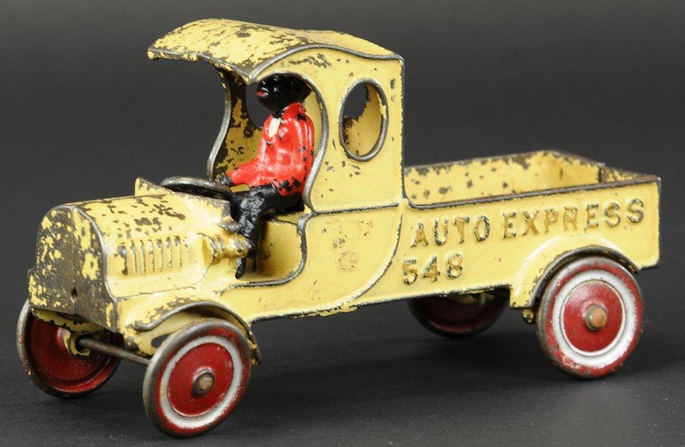KENTON EARLY AUTO EXPRESS TRUCK