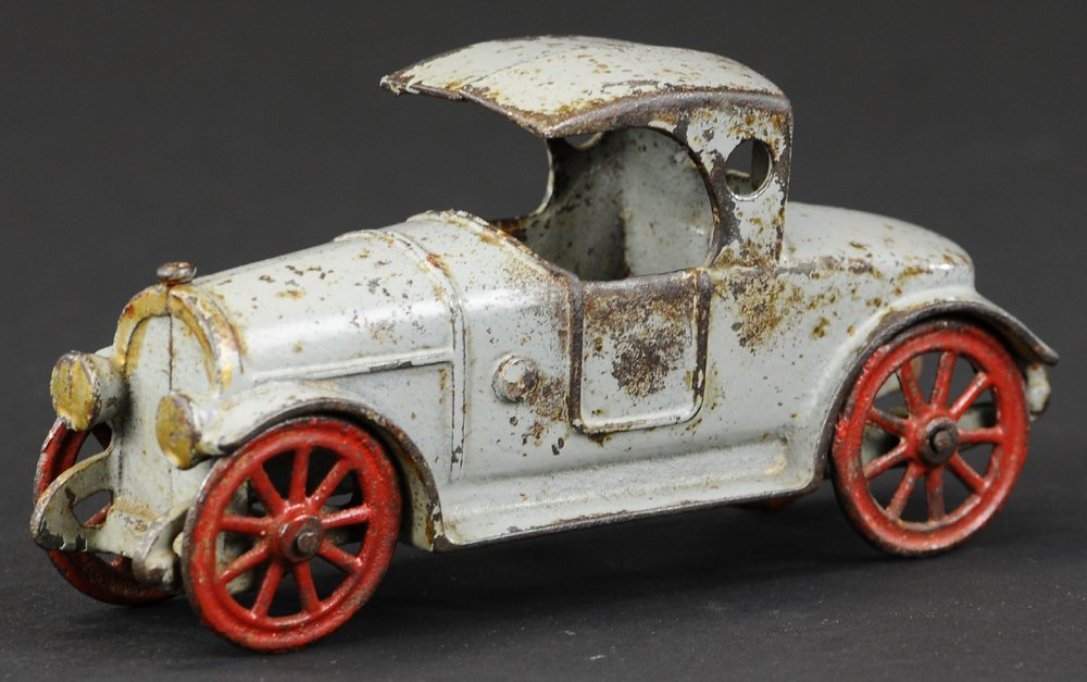 HUBLEY EARLY COUPE
