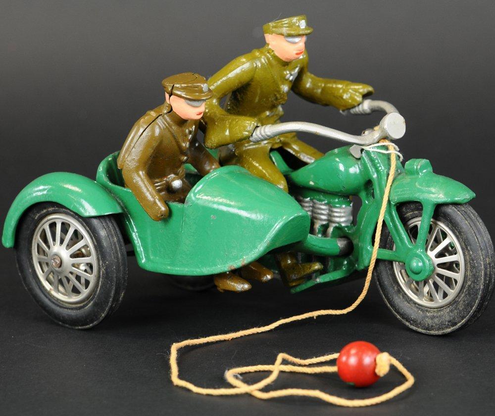 VINDEX MOTORCYCLE AND SIDE CAR