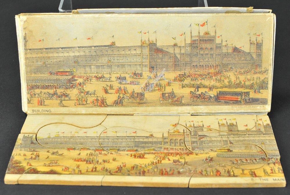 CENTENNIAL EXPOSITION PUZZLE