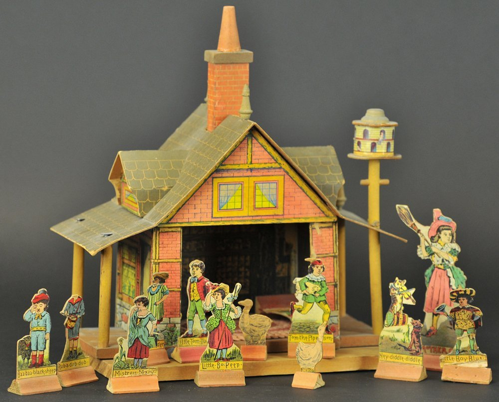 BLISS MOTHER GOOSE HOUSE
