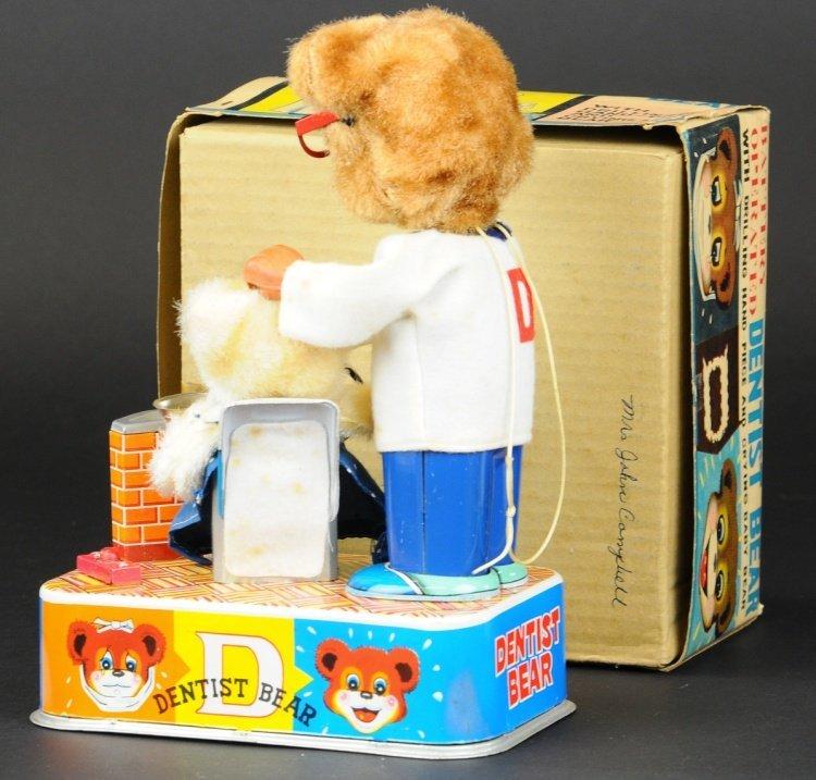 BOXED DENTIST BEAR TOY - 2