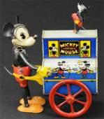 MICKEY MOUSE 'HURDY GURDY'