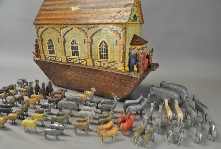LARGE NOAH'S ARK